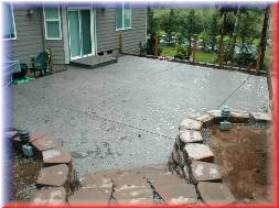 Click image to veiw Just Patios Photos
