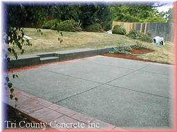 Stamped Concrete Really Nice Color - Click View Job Button