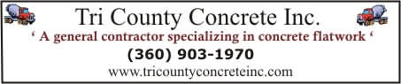 Banner Tri County Concrete Inc.